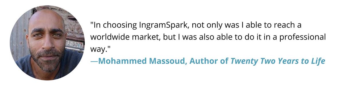 Copy of IngramSpark Testimonial Templates