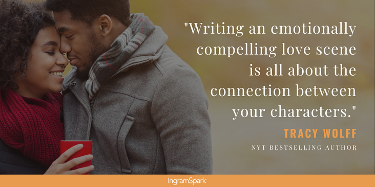Connection Quote by Romance Author Tracy Wolff