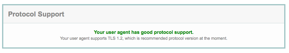 Good Protocol