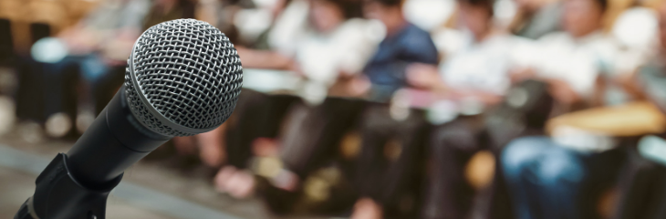 Speaking Engagements for Authors: Tips & Tricks