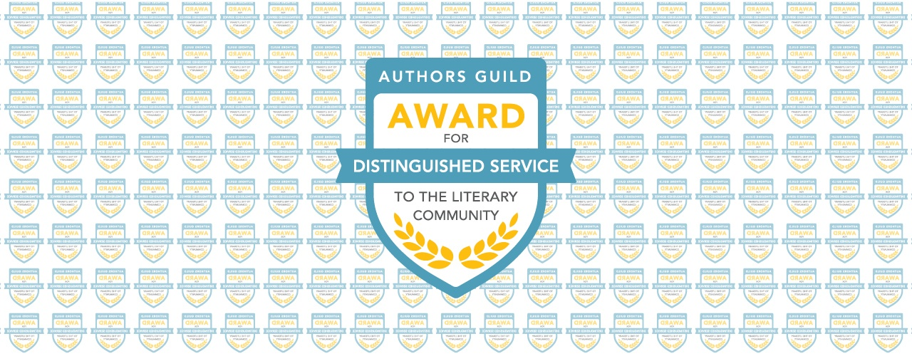 Authors Guild Award