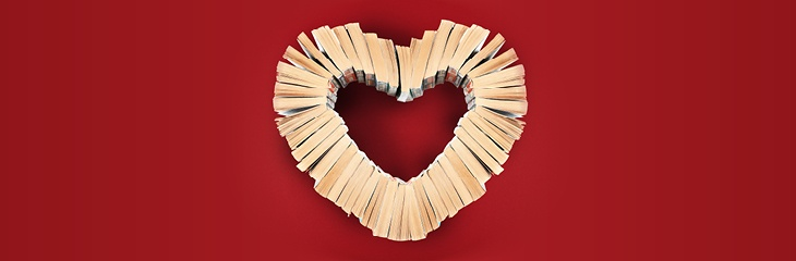 Why We Love Books and Authors