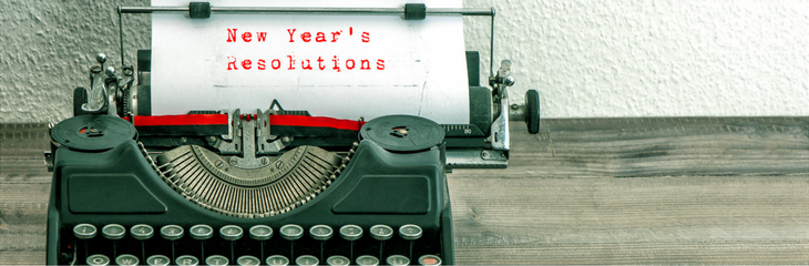 5 New Year's Resolutions for Writers Wanting to Print a Book in 2017
