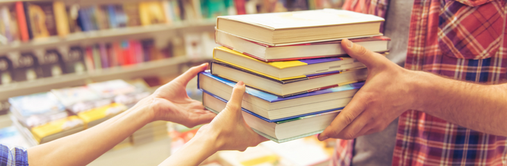 Trading Persistence for Book Placement
