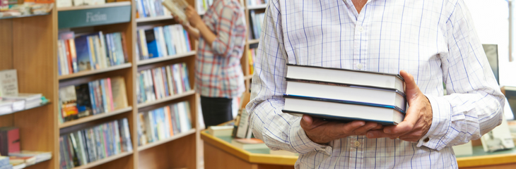 Selling a Book to Independent Booksellers