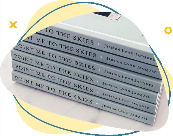 book spine design