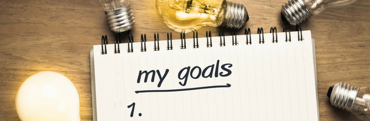 How to Set Author Goals
