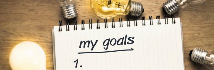 How to Set Author Goals