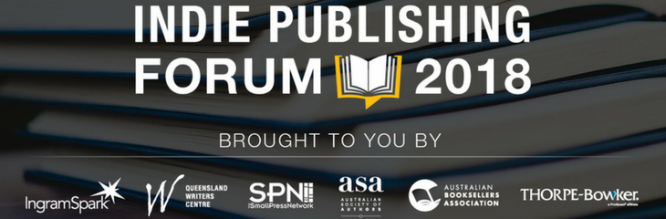 Australian Indie Publishing Forum 2018