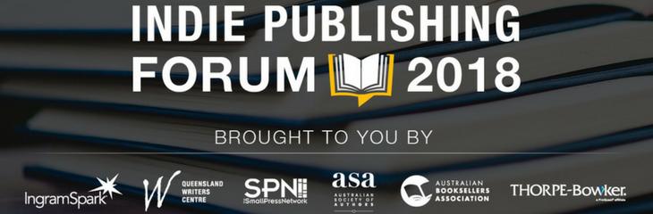 Australian Indie Publishing Forum 2018