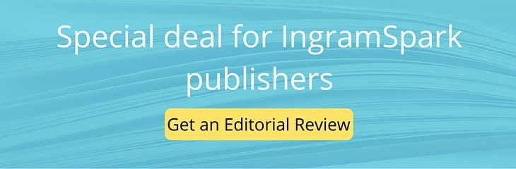 Special Deal for IngramSpark Publishers
