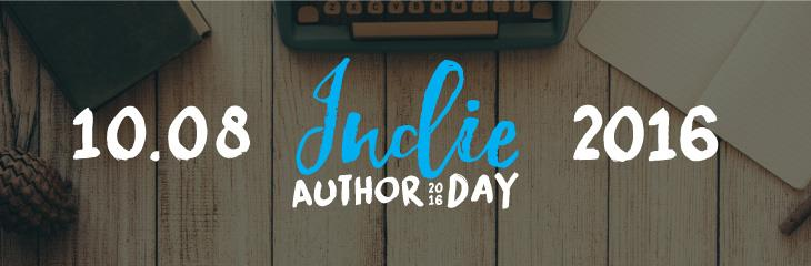 Get Excited for Indie Author Day 2016
