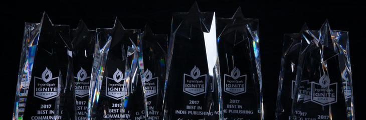 IngramSpark Ignite Awards