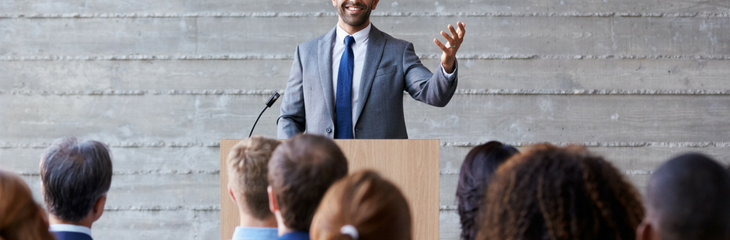 Grow Your Author Platform with Professional Speaking