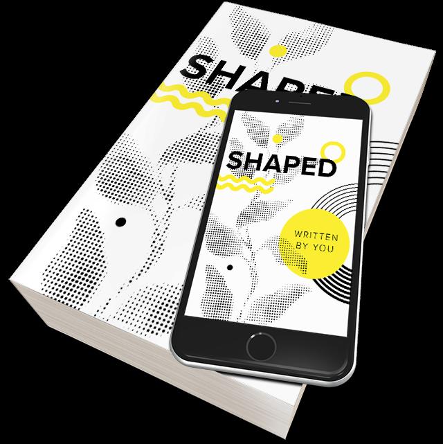 print and digital book